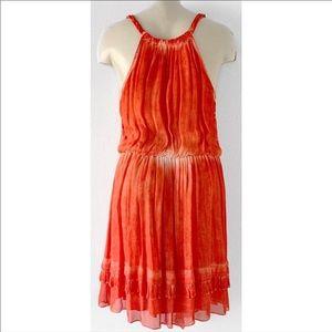 Free People Dresses - FREE PEOPLE APHRODITE TIE DYE ASYMMETRICAL DRESS